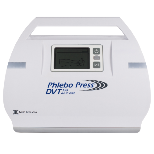 phlebo press dvt 603 - аппарат для прессотерапии (лимфодренажа)